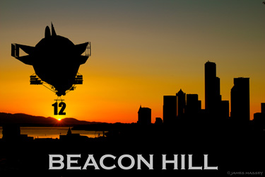 Beacon Hill - Dr. Jose Rizal Park