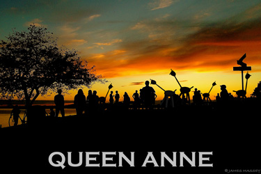 Queen Anne - Marshall Park